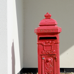 Old Milford PosT Box
